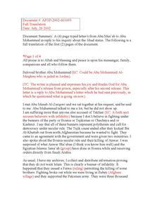 Muslim Law Bare Act Pdf