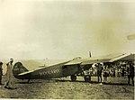 Travel Air 5000 Woolaroc NX869 on ground before ill-fated Dole race.jpg