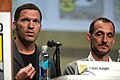 Travis Knight and Anthony Stacchi, The Boxtrolls, 2014 Comic-Con 1.jpg