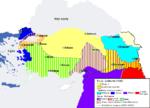 Le redécoupage de l Empire ottoman selon le traité de Sèvres.