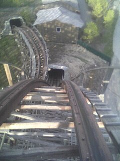 Tremors (roller coaster)