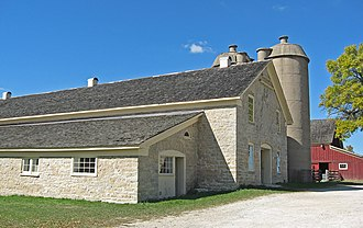 Milwaukee County Historical Society - Trimborn Farm