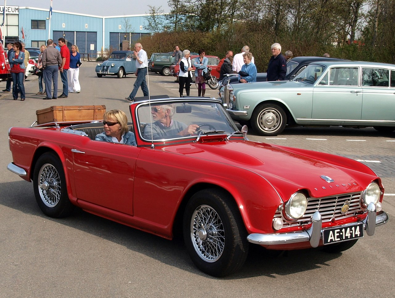 Used Triumph Tr Cars For Sale
