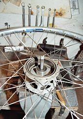 fahrrad bremse nachziehen