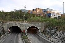 Tromsøysundtunnelen - The Tromsøya side P1.jpg