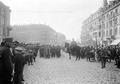 Truppen während des Landesstreiks auf dem Bubenbergplatz - CH-BAR - 3241476.tif