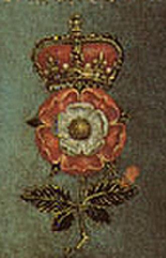 Tudor rose - Image: Tudor rose
