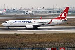 Turkish Airlines, TC-JFL, Boeing 737-8F2 (28174777989).jpg