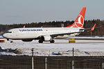 Turkish Airlines, TC-JGB, Boeing 737-8F2 (25437101642).jpg