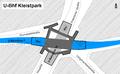 U-Bahnhof Kleistpark map.png