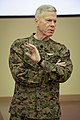 U.S. Marine Corps Gen. James F. Amos, the commandant of the Marine Corps, addresses Marines with Fox Company, The Basic School at Heywood Hall at Marine Corps Base Quantico, Va., March 4, 2013 130304-M-LU710-035.jpg