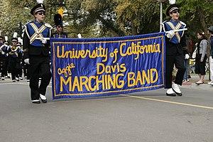 UC_Davis_Marching_Band