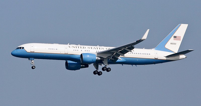 C-32/Boeing 757