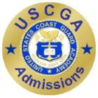 U.S. Coast Guard Academy Admissions Recruiting Badge