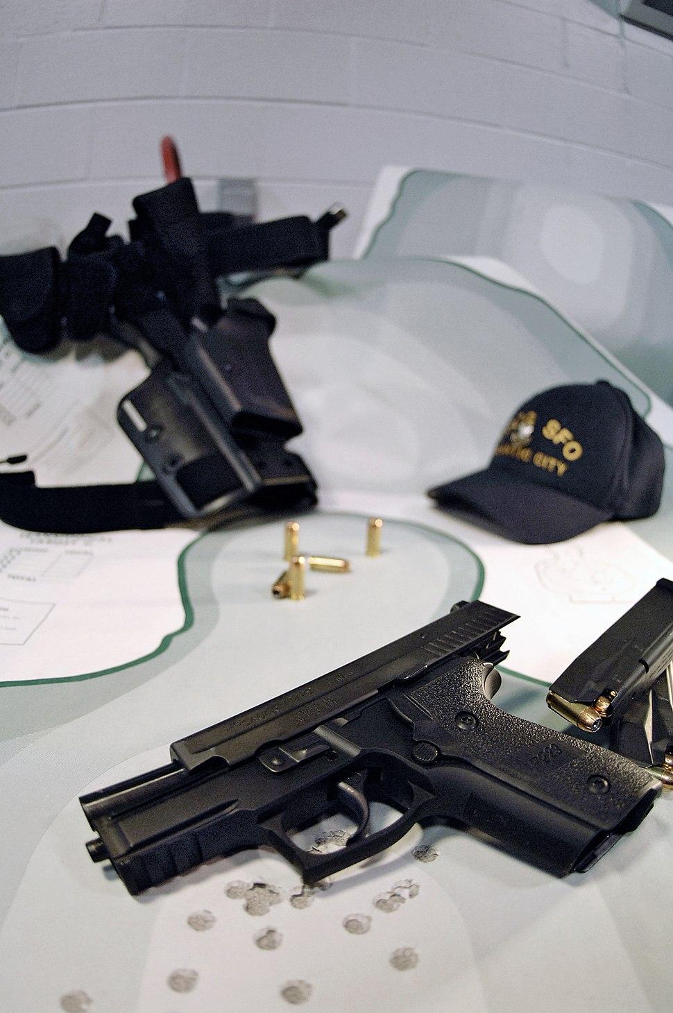 USCG SIG P229
