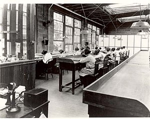 Nuclear labor issues - Radium Girls - Argonne