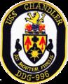 USS Chandler (DDG-996) crest.png