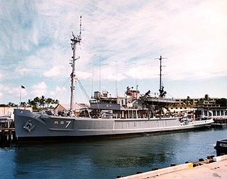 USS <i>Grapple</i> (ARS-7)