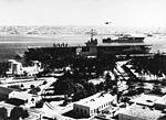 USS Ranger (CV-4) and USS Langley (AV-3) at NAS North Island in the late 1930s.jpg