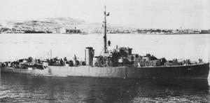 USS San Pedro (PF-37) - Image: USS San Pedro