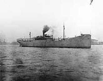 William Nelson Page - USS William N. Page 1918–19