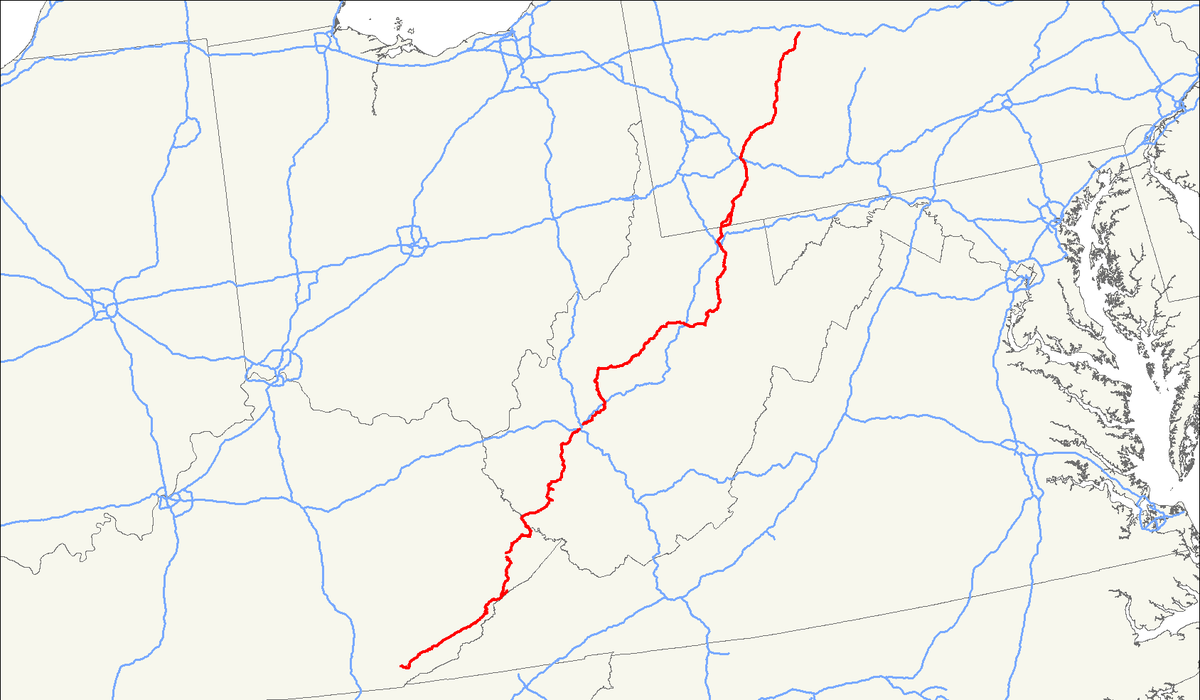 U.S. Route 119 - Wikipedia on map of chariton, map of missouri valley, map of fort kent, map of piketon, map of girard, map of new weston, map of woodbourne, map of maine endwell, map of new carlisle, map of crane, map of otto, map of fraser lake, map of axtell, map of hubbard, map of west carrollton, map of spencerport, map of university heights, map of sydney australia, map of west salem, map of st. regis falls,