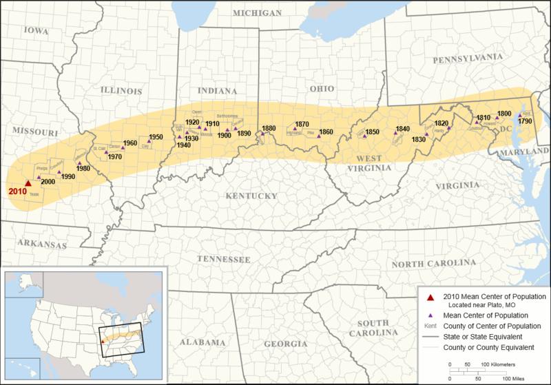 North America Population Density Heatmap Dataisbeautiful - Map of population centers us