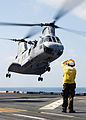 US Navy 021107-N-4374S-037 CH-46 retuns aboard ship.jpg