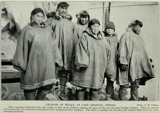Uelen residents 1913