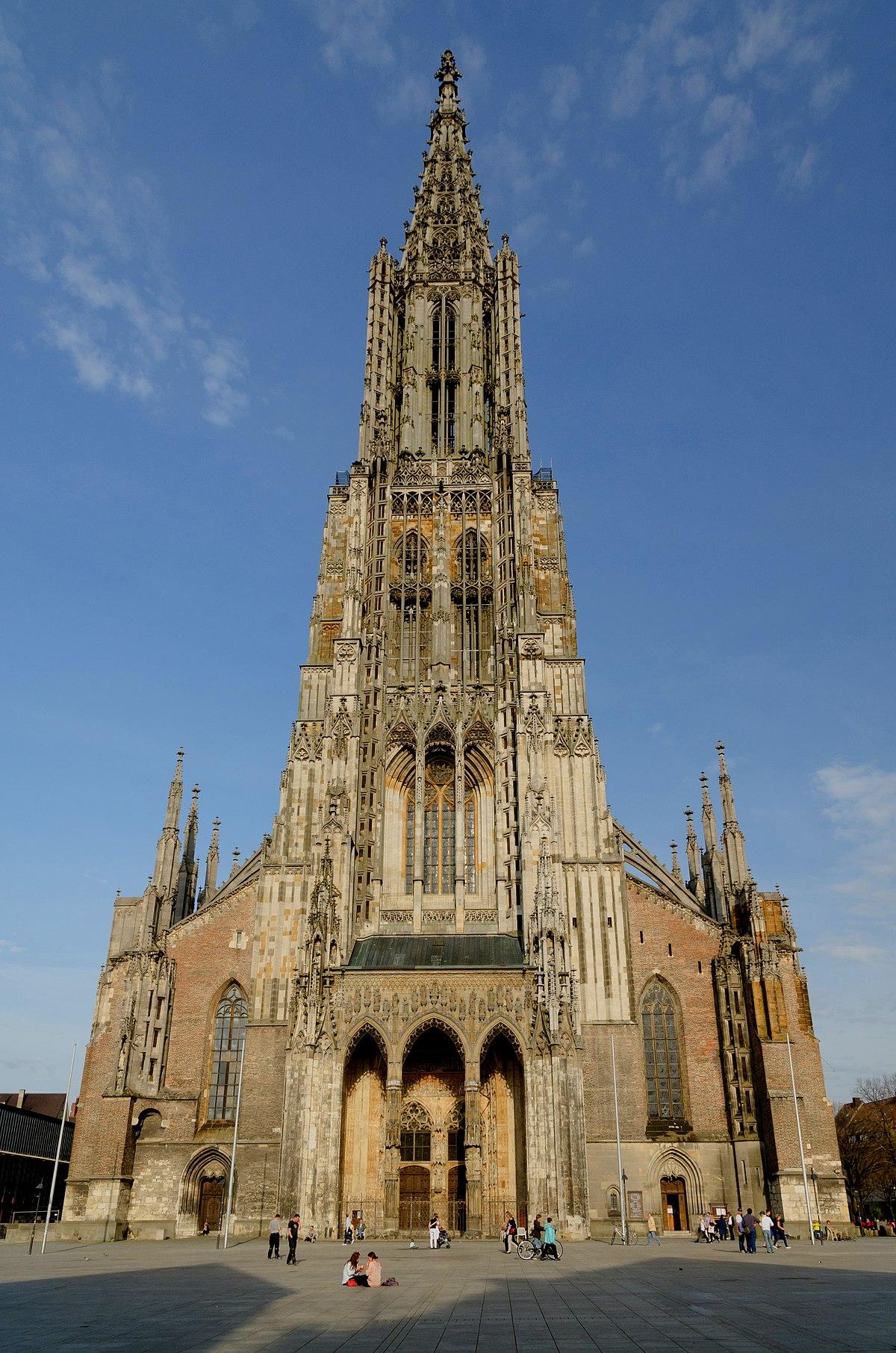 Ulmer Münster – Wikipedia