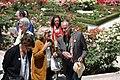 Una rosa alemana gana el concurso internacional 'Villa de Madrid' 06.jpg