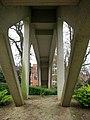 Underneath the footbridge - geograph.org.uk - 1250660.jpg
