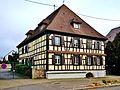 Une autre maison à colombages, dans le village d'Heimsbrunn.jpg
