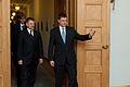 Ungārijas parlamenta priekšsēdētāja oficiālā vizīte Latvijā (8122298849).jpg