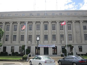 Union County, Arkansas - Image: Union County Courthouse, El Dorado, AR IMG 2597