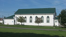 Uniopolis Town Hall, eastern side.jpg