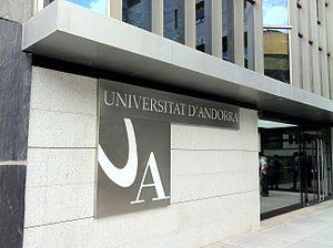 Universitat d'Andorra - Universitat d'Andorra
