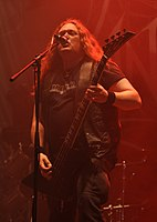 Unleashed, Johnny Hedlund at Party.San Metal Open Air 2013.jpg