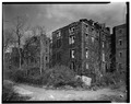 VIEW TO NORTHWEST - Island Hospital, Roosevelt Island, New York, New York County, NY HABS NY,31-NEYO,171-6.tif