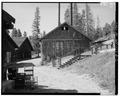 VIEW WEST, REAR - Lake Lodge, Boiler House, Lake, Teton County, WY HABS WYO,20-LAK,2B-2.tif