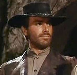 George Hilton (actor) - Hilton in Any Gun Can Play (1967)