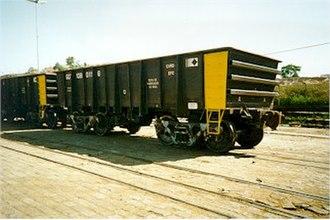 Iochpe-Maxion - Amsted-Maxion railroad gondola