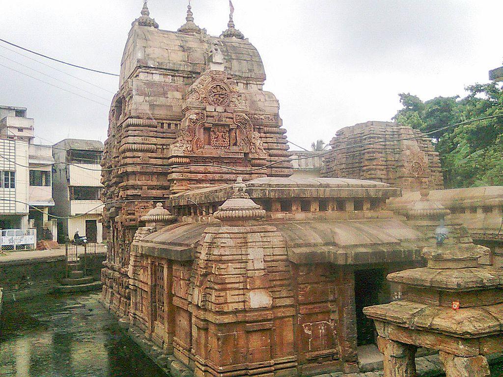 Baitala Deula Temple, Bhubaneshwar