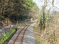 Vale of Rheidol Railway at Tan-yr-allt - geograph.org.uk - 769514.jpg