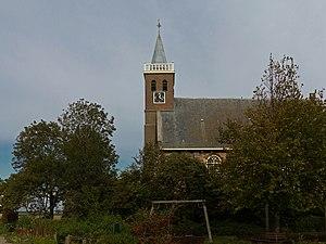 Valkkoog - Image: Valkkoog, de Nederlands Hervormde kerk RM498844 foto 8 2015 10 12 12.14