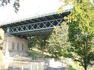 Pont de la vallée, Scarborough - geograph.org.uk - 1508263.jpg