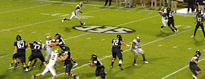 2011 Vanderbilt Commodores football team - Vs. 2011 Army Black Knights