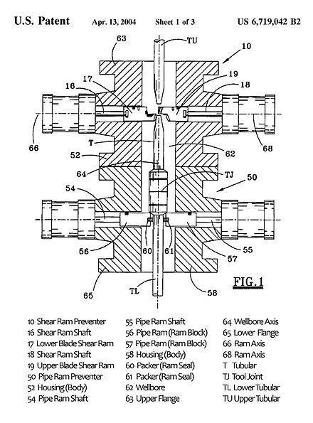 cameron bop stack diagram