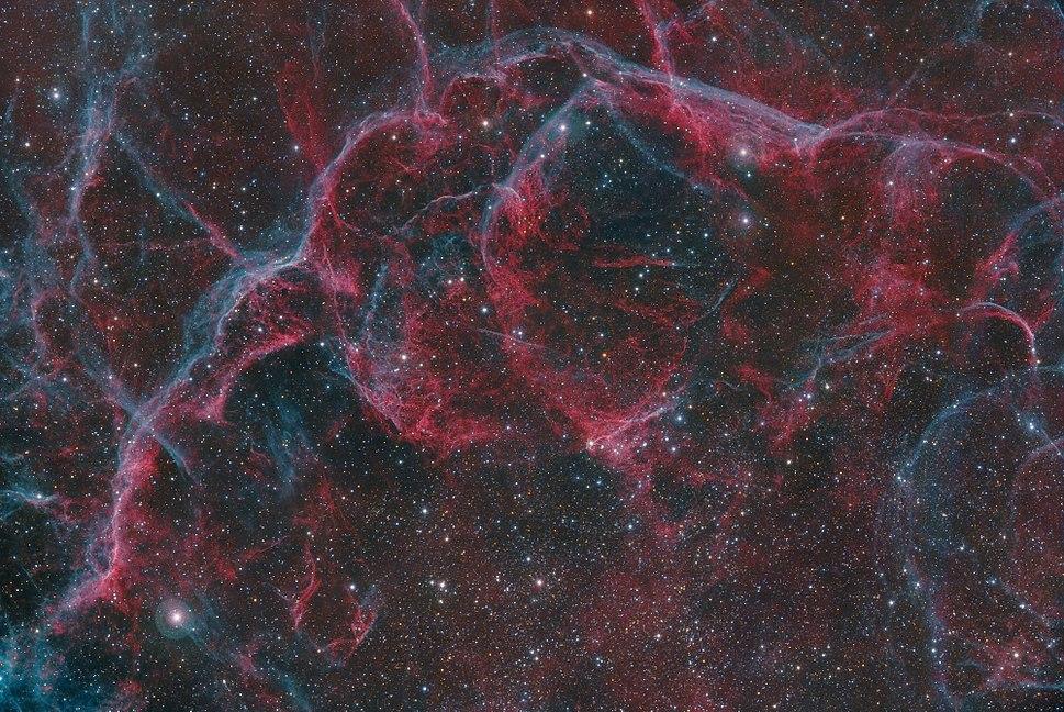 Vela Supernova Remnant by Harel Boren (155256626)