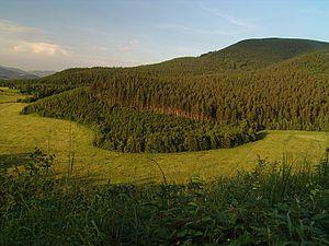 Maple Mountains - Veľký Javorník